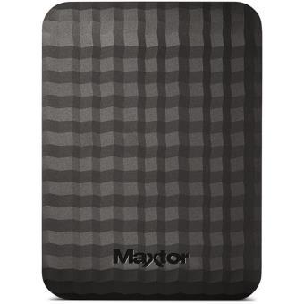 Disque dur externe Maxtor M3 Portable 500 Go Noir