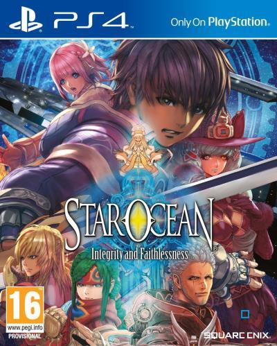 Star Ocean 5 Integrity and Faithlessness PS4