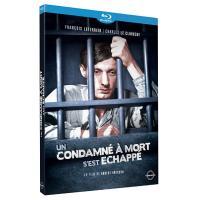 Un condamné à mort s'est échappé Blu-ray
