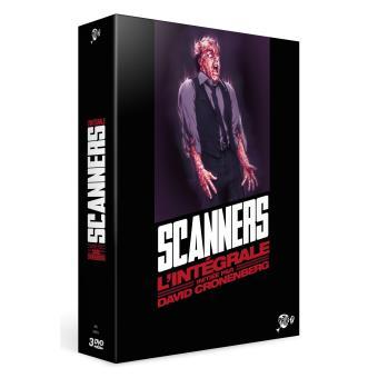 Coffret Scanners La trilogie DVD