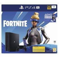 Ps4 pro 1TB+ Fortnite neo versa voosher