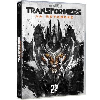 TransformersTransformers 2 La revanche DVD