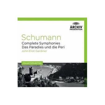 Sämtliche Sinfonien/Das Paradies Und Die Peri