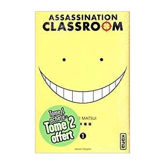 Assassination classroomAssassination classroom,01+02
