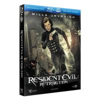Resident Evil 5 : Retribution Combo Blu-ray DVD