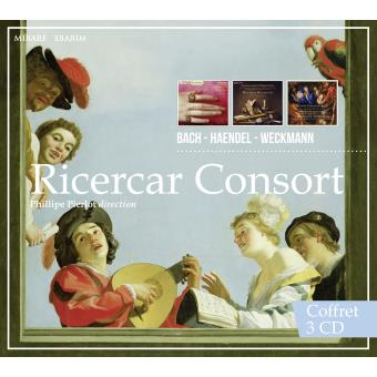 Ricercar Consort Vocal