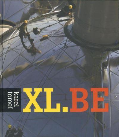 XL.BE: Flying Over Belgium Karel Tomei