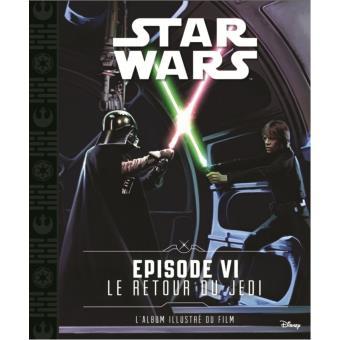 Star Wars Episode 6 Star Wars Storybook 3 Ep Vi