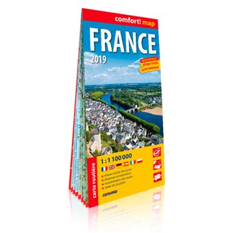 Comfort Map France