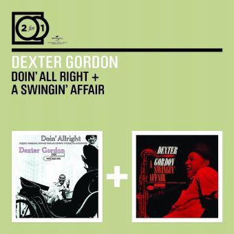 2 For 1: Doin' Allright/A Swingin' Affair