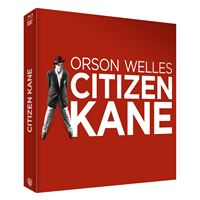 Citizen Kane - Combo Blu-Ray + DVD + copie digitale - Edition Prestige