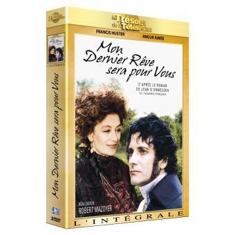 Mon dernier rêve sera pour vousMon dernier rêve sera pour vous Intégrale de la série DVD