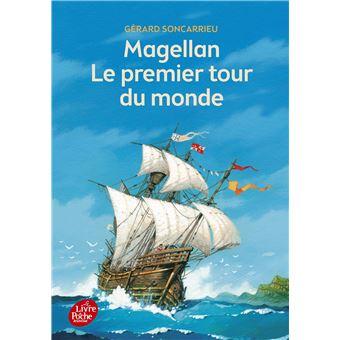 Magellan le premier tour du monde poche g rard for Livre les maisons du monde