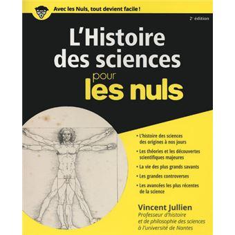 Pour les nulsL'histoire des sciences pour les Nuls, 2ème éd.