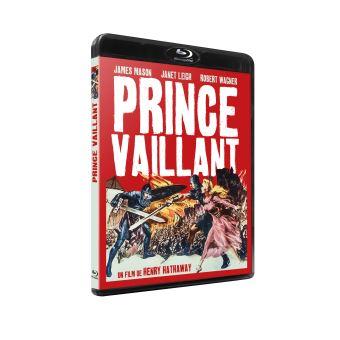Prince Vaillant Blu-ray