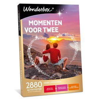 WONDERBOX NL MOMENTEN MET TWEE