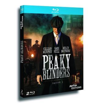 Peaky blindersPeaky blinders Saison 1 Blu Ray