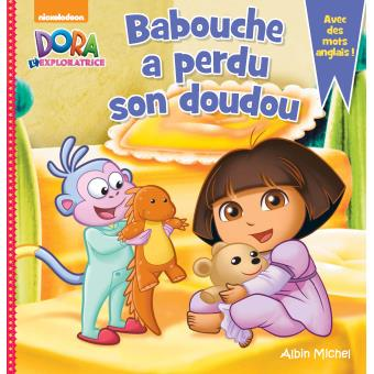 dora lexploratricebabouche a perdu son doudou - Dora Babouche