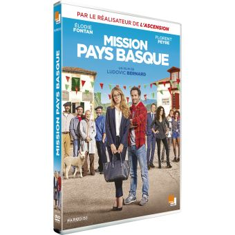 Mission Pays Basque DVD