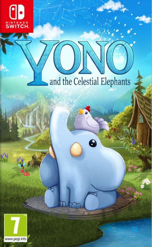 Yono and the Celestial Elephants Nintendo Switch