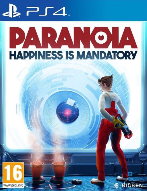 Paranoia : Happiness is Mandatory PS4