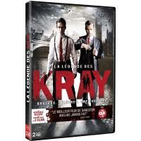 La légende des Krays DVD