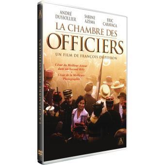 La Chambre des officiers DVD