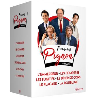 Francois pignon/emmerdeur/comperes/fugitifs/diner de cons