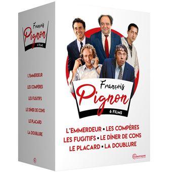 Coffret François Pignon 6 Films DVD