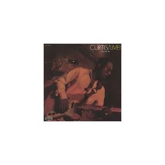 Curtis : Live! Double Vinyle Gatefold 180 gr Edition remasterisée Inclus 2 titres bonus