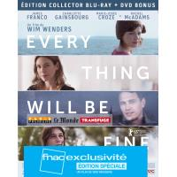 Every thing will be fine Exclusivité Fnac Blu-ray