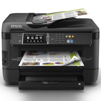 imprimante a3 epson workforce wf 7620dtwf multifonctions ethernet wifi imprimante. Black Bedroom Furniture Sets. Home Design Ideas