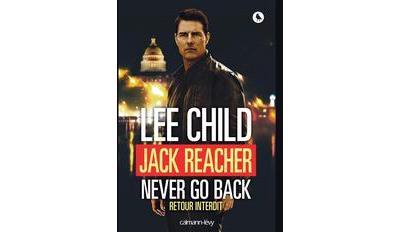 Jack Reacher Never go back (Retour interdit) - 9782702158326 - 8,49 €