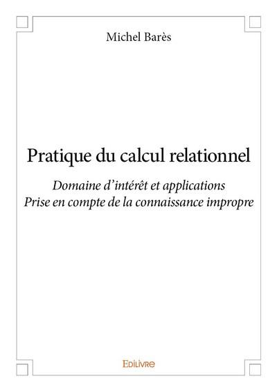 Pratique du calcul relationnel
