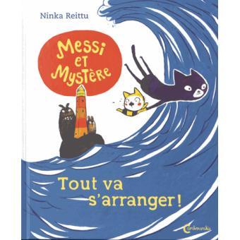 Les aventures de Messi et le chat mystère