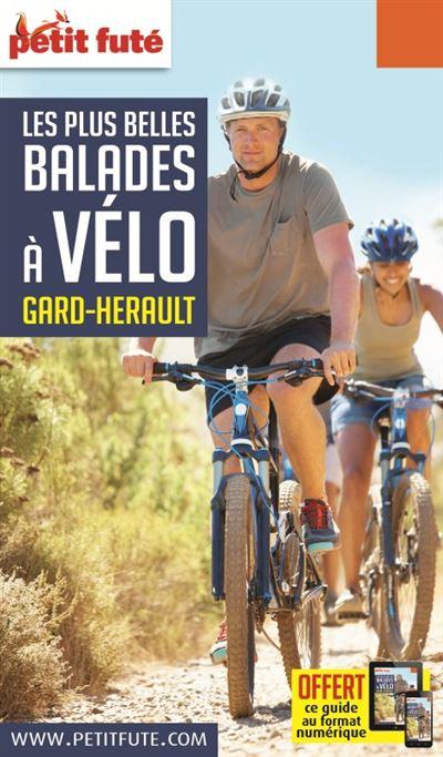 Petit Futé Balades à vélo Gard, Hérault