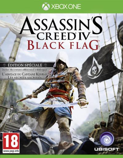 Assassin's Creed 4 Black Flag Xbox One Edition Spéciale Fnac - Xbox One