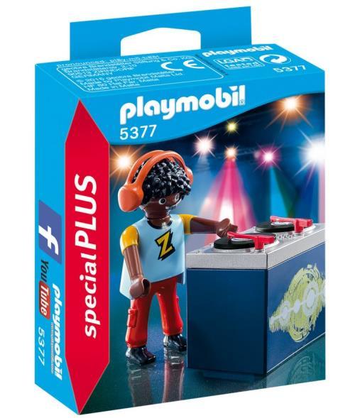 Que la fête commence ! DJ Z anime la soirée avec ses platines de mixage et son casque micro Contient 2 disques, des platines de mixage et 1 casque équipé d´un micro.