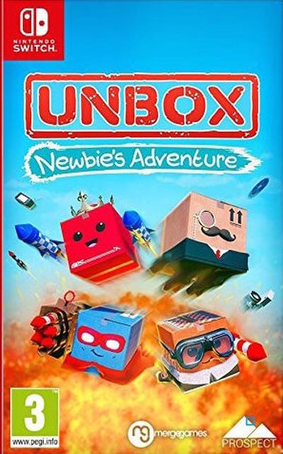 Unbox Newbie's Adventure Nintendo Switch