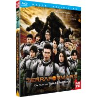 Terra Formars Le film Blu-ray