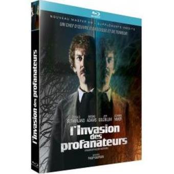 L'invasion des profanateurs Blu-ray
