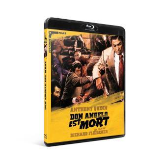 Don Angelo est mort Blu-ray