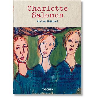 Charlotte Salomon. Vie ? ou Théâtre ?