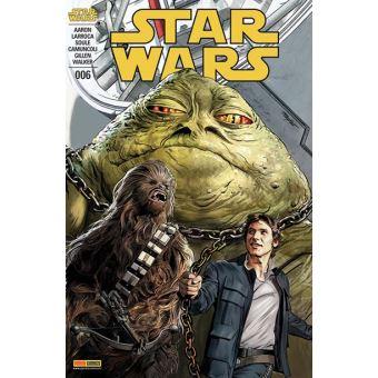 Star WarsStar Wars n°6 (Couverture 1/2)