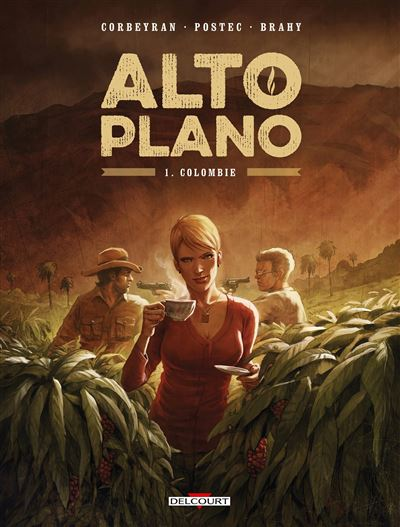 Alto Plano 01. Colombie