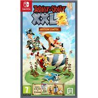 Astérix et Obélix XXL2 Edition Limitée Nintendo Switch