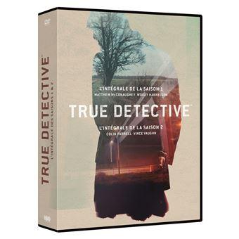 True DetectiveTrue detective Saisons 1 et 2 Coffret DVD
