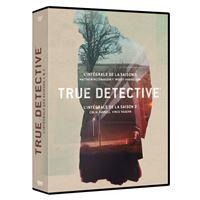 True detective Saisons 1 et 2 Coffret DVD