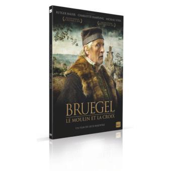 Bruegel Le moulin et la croix DVD
