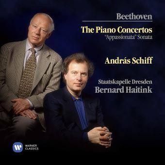 5 PIANO CONCERTOS/3CD